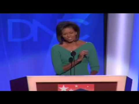 Inspirational quote by Michelle Obama from YouTube · Duration:  33 seconds