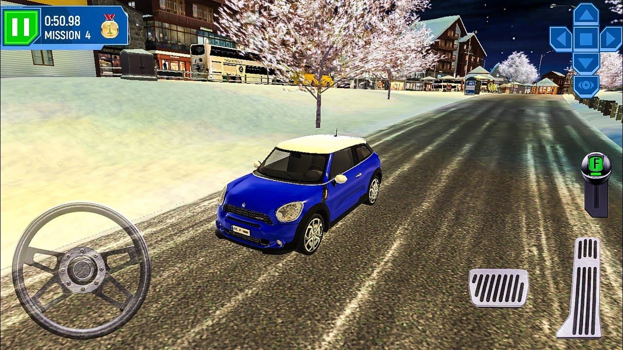ski resort driving simulator android gameplay fhd youtube. Black Bedroom Furniture Sets. Home Design Ideas