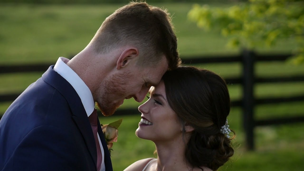Lynzi + Cody | Events at Wild Goose Farm Wedding Video