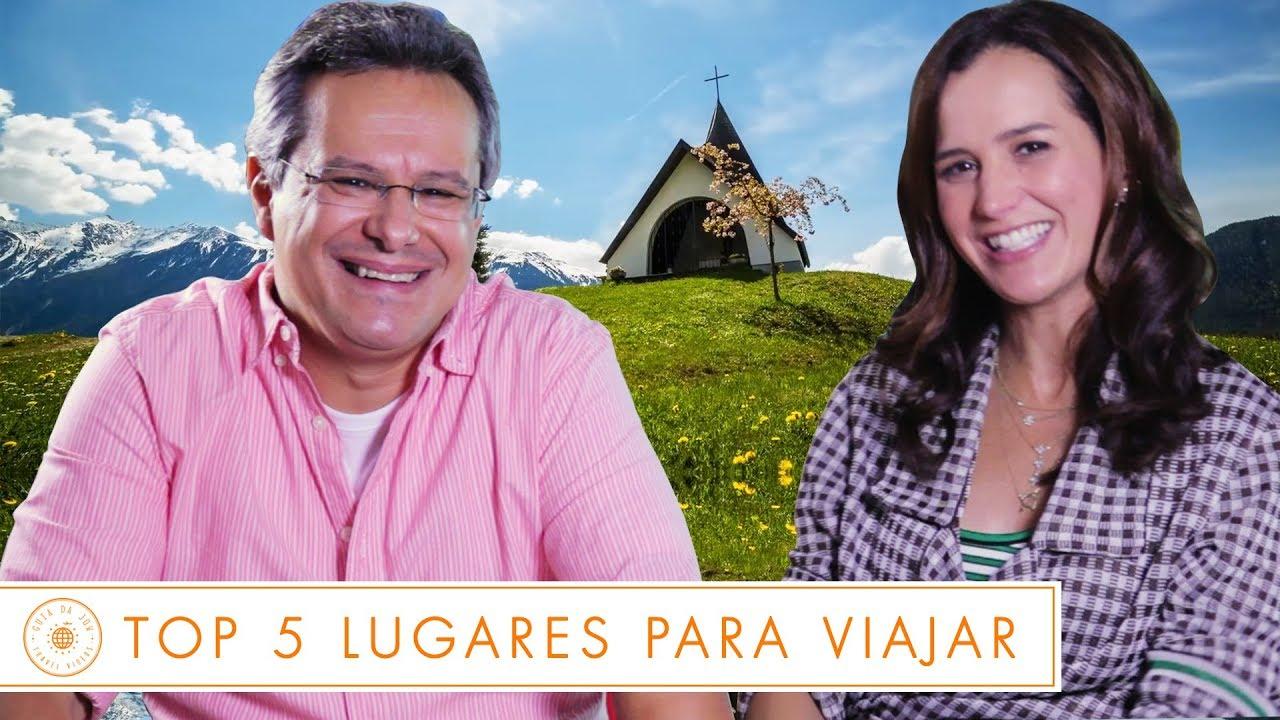 5 LUGARES QUE VOCÊ PRECISA CONHECER - LOUCO POR VIAGENS - GUIA DA JOW!