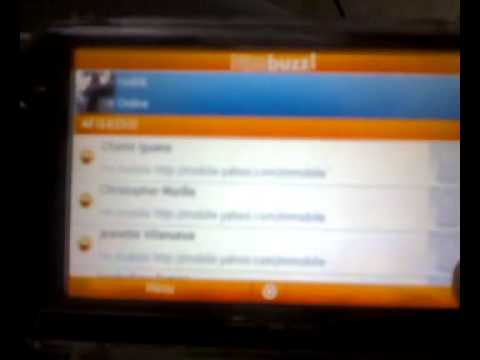 Psp Nimbuzz  Chat On Yure Psp