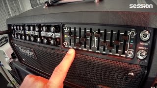 Mesa Boogie JP-2C John Petrucci (Dream Theater) Signature-Gitarrenamp - Review von session