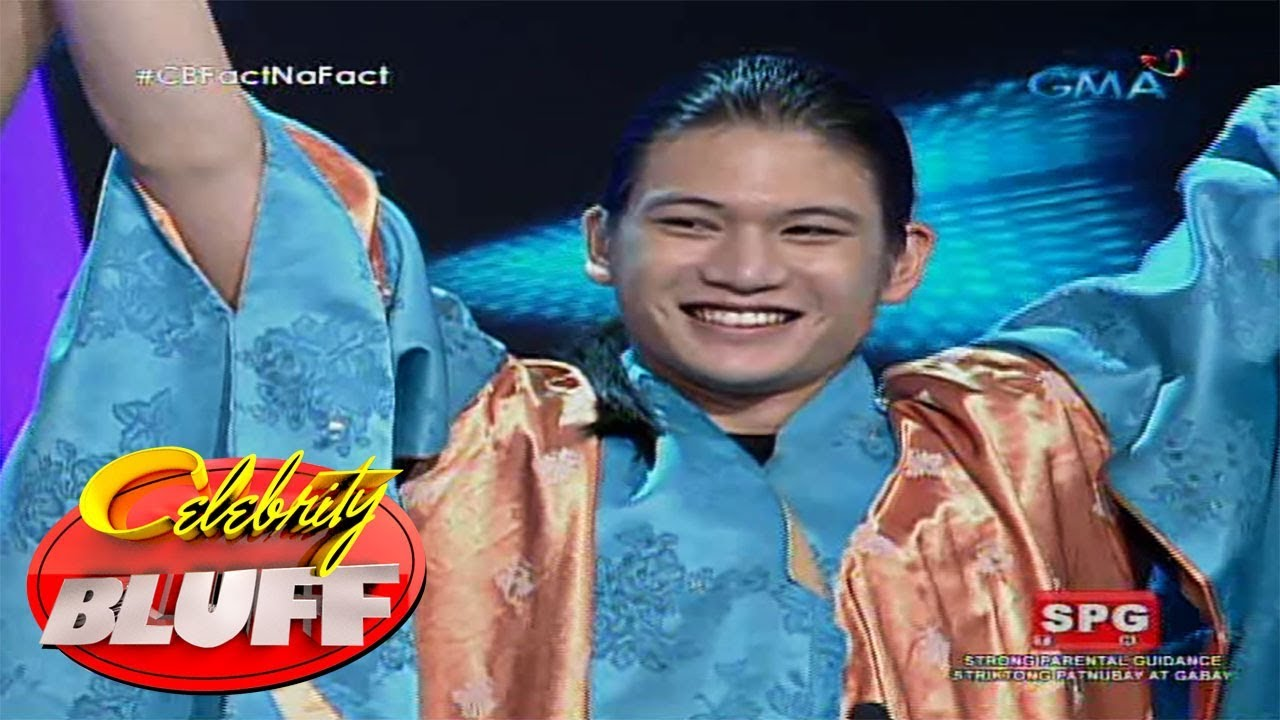 Celebrity Bluff: Ano ang special talent ni Gil Cuerva?