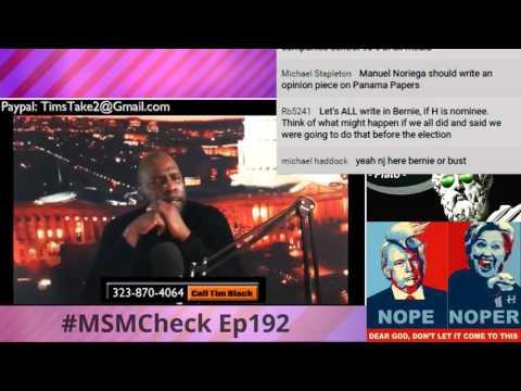 #MSMCheck ep192 #TimBlack