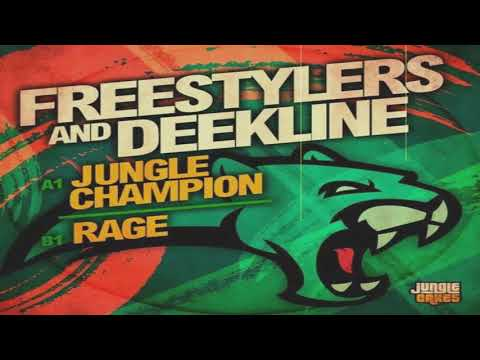 Freestylers & Deekline - Jungle Champion (Original Mix)