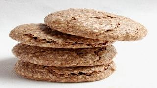 Домашние печенья рецепты с фото.Печенье с кунжутом и шоколадом