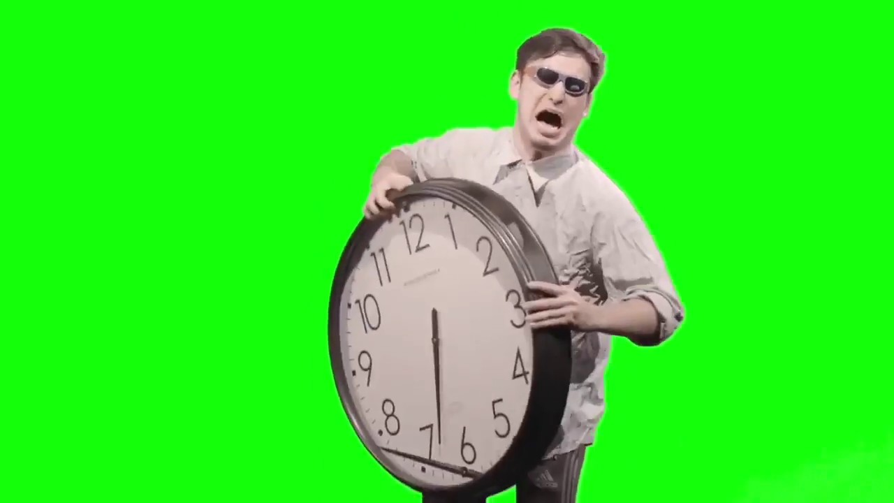 Filthy Frank - It's Time To Stop - Green Screen ...