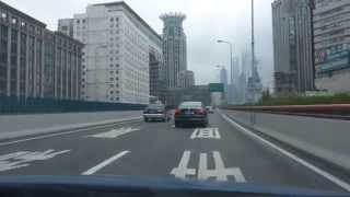 Driving in Shanghai