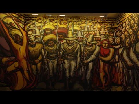 Piezas Clave Del Porfirismo A La Revolucion Youtube