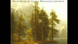 in the gloaming from five pieces for piano by george whitefield chadwick peter kairoff pianist