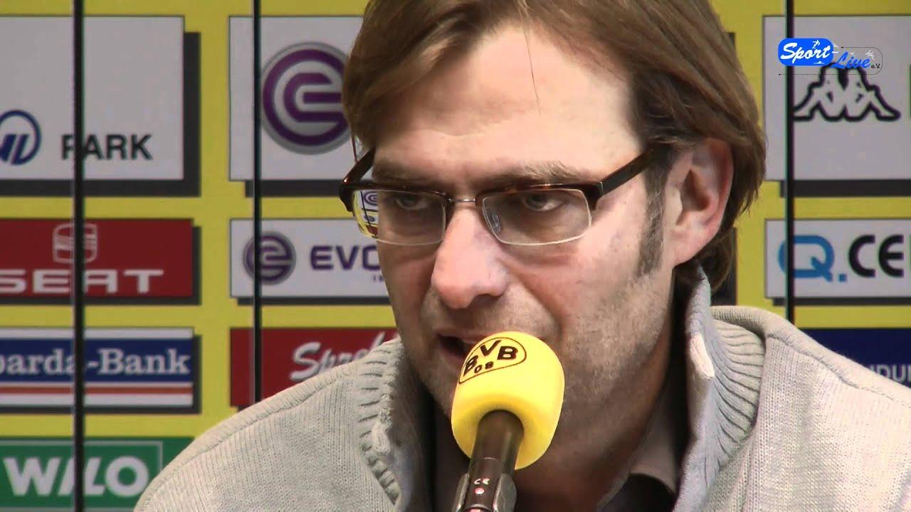 Pressekonferenz Borussia Dortmund zum Pokalspiel gegen Fortuna Düsseldorf (Teil 2)