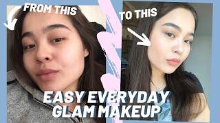 Быстрый и привлекательный макияж на каждый день SOFT GLAM MAKEUP