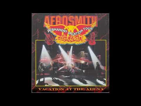 Aerosmith Binghamton 1987