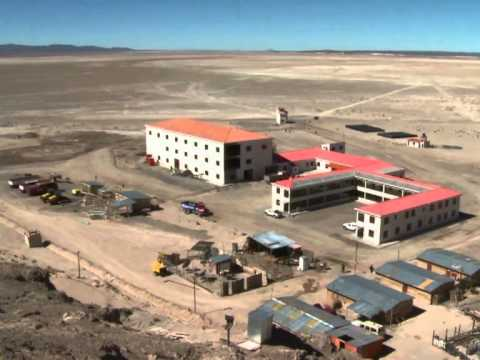 Bolivia races to become lithium power broker