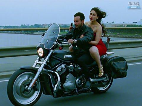 Agent VInod Uncut  Teaser  Agent Vinod  Kareena Kapoor & Saif Ali Khan