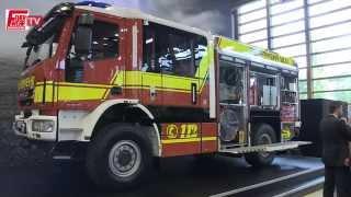 Feuerwehr-Magazin TV: Magirus auf der Interschutz 2015