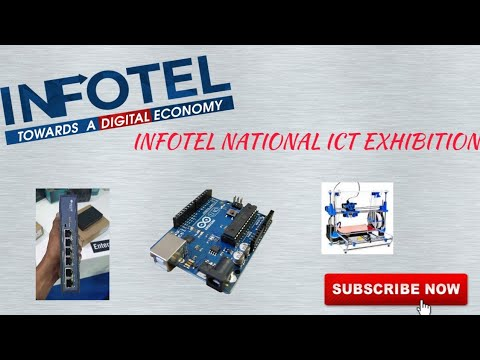 INFOTEL National ICT Exhibition  2019 @BMICH
