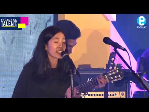 PAYUNG TEDUH - Diam | Live at Erlangga Talent Week 2018