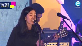 PAYUNG TEDUH - Diam | Live at Erlangga Talent Week 2018 | Erlangga Inspirasi Channel