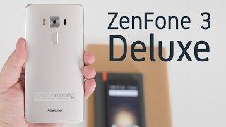 ASUS ZenFone 3 Deluxe, review en español