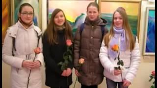 Отзыв с выставки Виктории ПреобРАженской. 2014 год