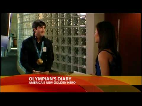 Getting To Know Gold Medalist Evan Lysacek