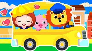 Baby doli Go to school play and baby doll school bus toys play