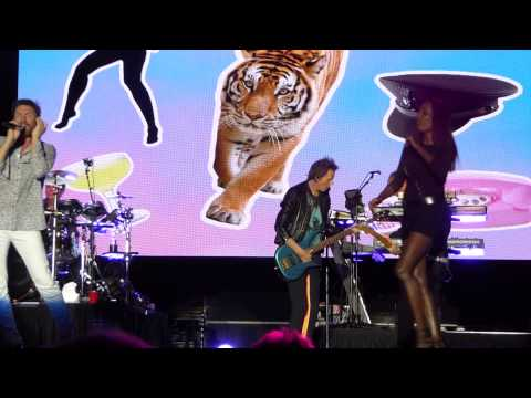 """""""Pressure Off"""" Duran Duran@Musikfest Steel Stacks Bethlehem, PA 8/6/15"""