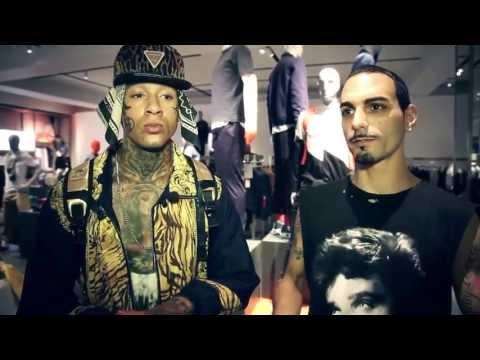 High Fashion meets Hip Hop