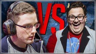 Freeze vs FattyPillow 1v1 | LEAGUE OF LEGENDS