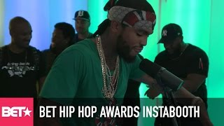 2016 BET Hip Hop Awards Instabooth: Dave East