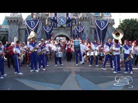 A Dream Is A Wish & Disney Attractions Medley - 2016 All-American College Band - Last Day