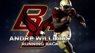 Best of BC RB Andre Williams vs NC State | ACCDigitalNetwork