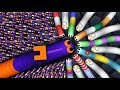 Slither.io A.I. Gameplay #2