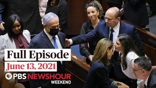 PBS NewsHour Weekend Full Episode June 13, 2021