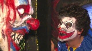 Zu Halloween als Horrorclown? Keine gute Idee