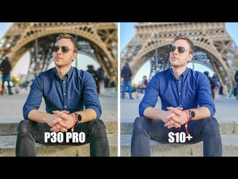 Huawei P30 Pro vs Galaxy S10+ CAMERA Comparison!   The Tech Chap