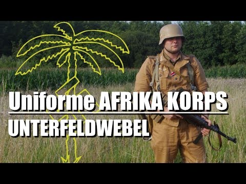 Afrika Korps Unterfeldwebel [Feat Khan-Seb] - Review d'Uniforme