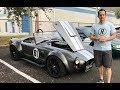 Why is this Ford 427 Cobra JUST RIGHT? - Raiti's Rides