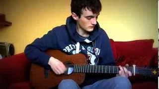 Ed Sheeran Cover Give me love By Dean Bradshaw