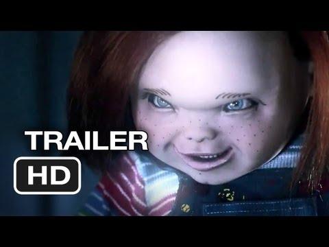 Curse Of Chucky Official Trailer #1 (2013) - Chucky Sequel HD