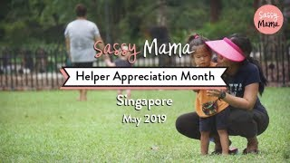 Helper Appreciation Month
