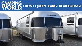 Airstream Flying Cloud 27FB | Travel Trailer - RV Review: Camping World