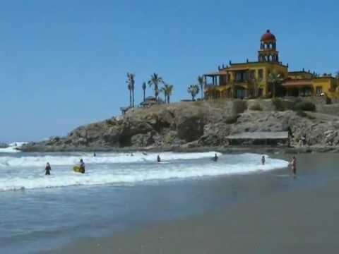 Playa Los Cerritos, Todos Santos, Baja California Sur.
