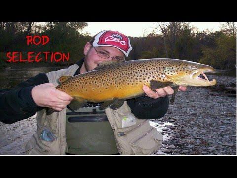 Trout Fishing - Best Trout Rod?