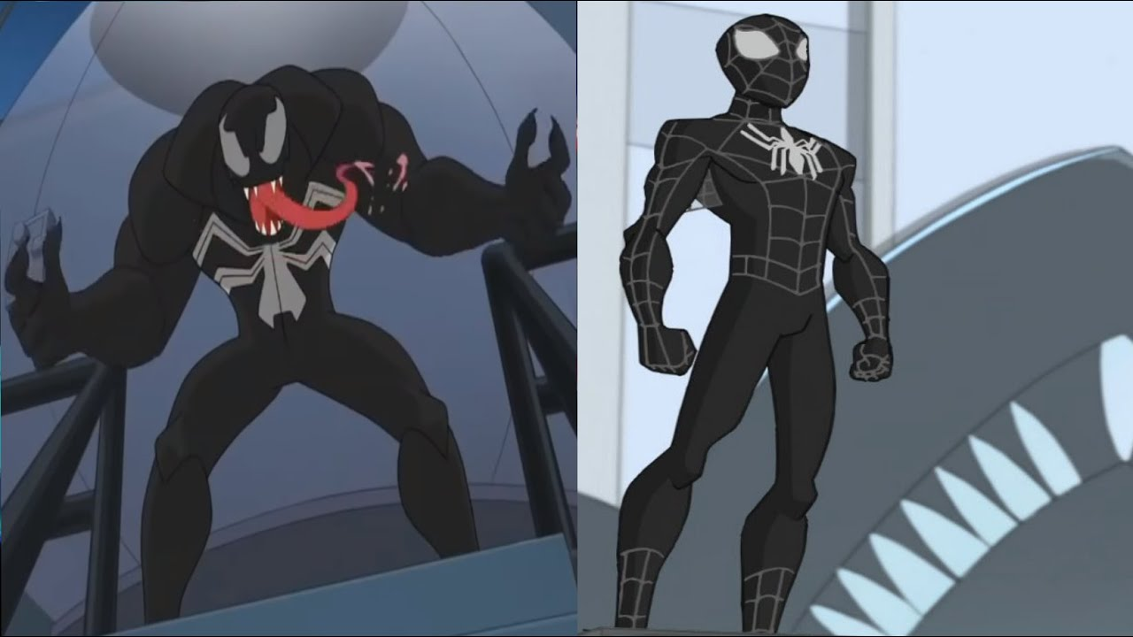 Download The Spectacular Spider-Man: All Venom Symbiote (Earth-26496) Moments