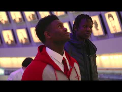 Zion Williamson And Bol Bol Tour The Basketball Hall Of Fame | SLAM Highlights