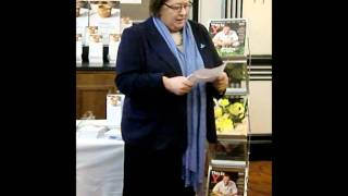 Rosemary Shrager reads 'In Praise of Yorkshire Puddings'