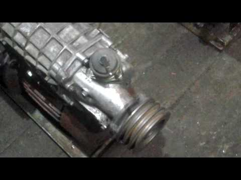 Кпп от жигули в токарный станок