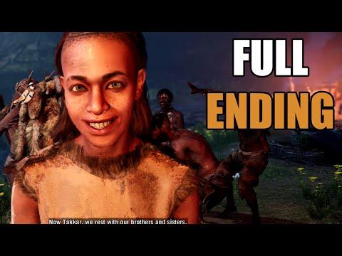Far Cry Primal - Ending